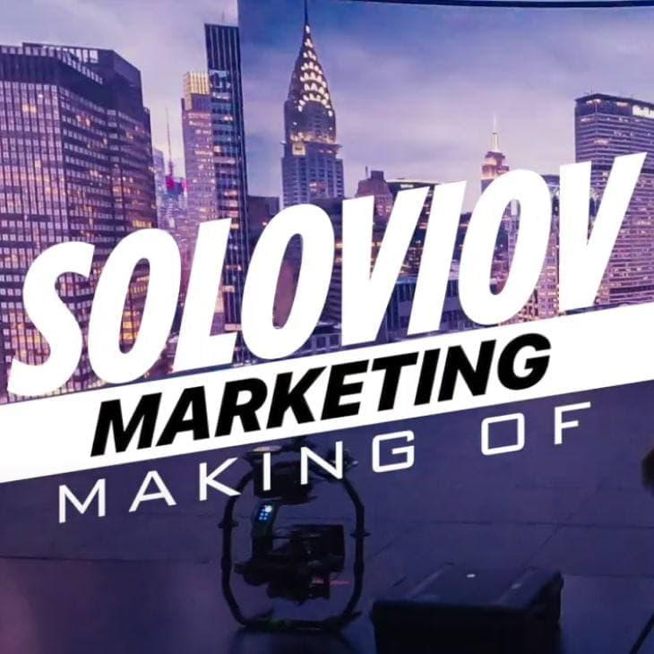 Making of Soloviov Marketing Agency